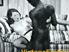 Vintage Interracial - 1st BBC ever?