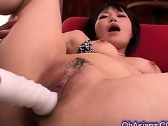 young pretty asian indulge with a enchanting ass