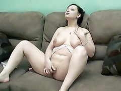 good solo scene with finger