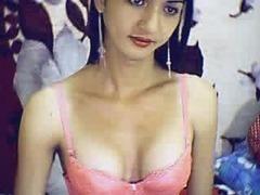 Skinny horny Oriental Tranny