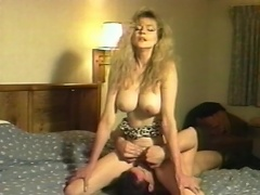 This nasty blonde bitch Monique Perri has been paid a huge sum of...