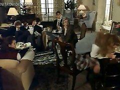 Blonde Virginia Madsen Shows Her Big Natural Pantoons - 'Class' Scene