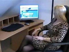 Cougar Secretary Floozy