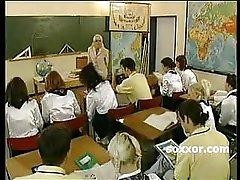 Kelly Trump naughty teacher banged