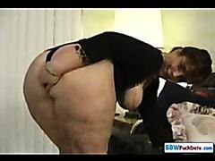 BBW Biggest Ass Fuck