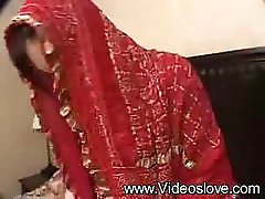 Indian Chick Taking Large Cock