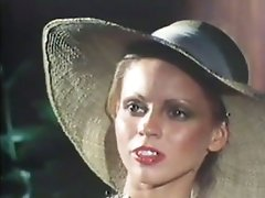 Vintage Pornstar Amber Hunt Tries A2m