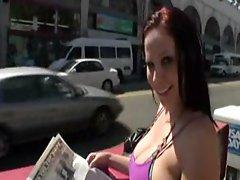 Gianna Michaels Sucks Huge Dong