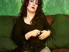 Nice trans masturbates for total delight