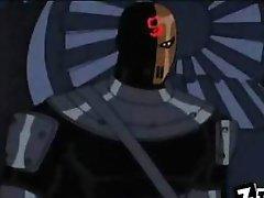 Teen Titans Anime Parody - Sladed