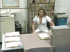 Stunning Blonde Nurse Capri Cameron Sucks and Bonks a Patient's Weenie