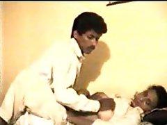 Lascivious Indian mature making sex movie