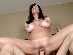 Excited MILF Shay Sights Sucks and Fucks a Big Dick