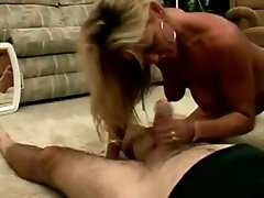 Chelsea Loves Engulfing Old Dude Cock