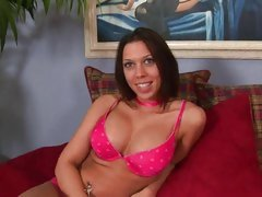 Marvelous Rachel Starr has a knock out pair of mambos
