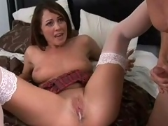 Creampie Surprise For Hot Infant Nikki Anne