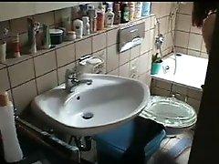 Wife Washroom BJ