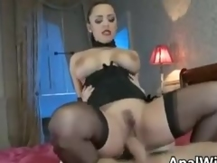 Busty Home wife With A Large Cock