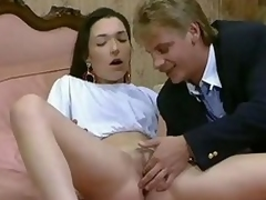 Babette Low-spirited - Austrian Salesman