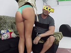 Daniela Dadivoso fucking dirty like insatiable hooker in FFM 3some act