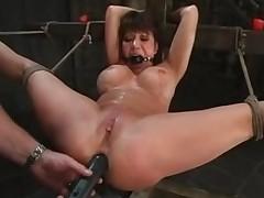Detach from Blowjob, BDSM sex movie