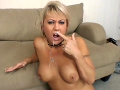 This blonde slut is an anal fucking doxy with the addition of loves every single moment of it. See sexy Chennin Blanc getting say no to shit hole conservatory as she savors every time this man's hard shaft goes in with the addition of out, brushing corre