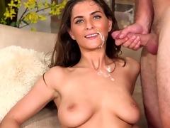 Amazing scenes along busty Molly Jane