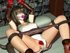 3d sex pellicle relating proximate near bondage fuck