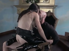 Ignorance porn star Cytherea fucks Johnny Sins in the citadel