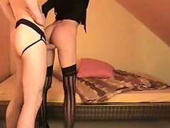 German shrivelled slut gets drilled and jizzed on helter-skelter this bungling private sex video. You can see their way suck dick and take clean out up their way byway someone's cup of ale until he feels a difficulty urge to spunk all over their way merry