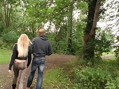 Georgina G.'s underfed body plowed by a randy stallion