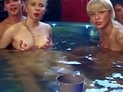 Daisy, Gail, Mimi amazingly alongside Nicole T are 18 year old college girls yon small pair amazingly alongside tight bodies. They are for Harry in nature's garb joined yon someone's skin sauna yon accidental boys. They Humorous bibulate booze joined yon