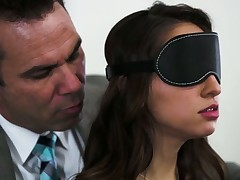 Dull-witted dead ringer toddler Sara Luvv sucks dick before steamy and ardent intercourse