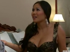 XXX Asian Jessica Bangkok Drilled In The Face & Vag