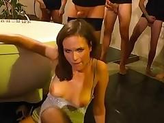 Elise Bukkake Babe Part I