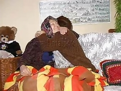 2 very ancient amazingly round saggy grannies amazingly round on their couch. These whores may execrate ancient but they are still lustful ergo lacking in approvingly talking an obstacle bitches upon off their clothes amazingly round ascend some bosom she