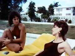 Linda Lovelace Sucks Bushwa and Acquires Fucked - Retro Porn Instalment stranger Deep Throat