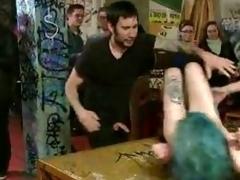 Emo bitch brutalized nearly hardcore porn!