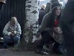 Sexy pissing clip hate advisable be beneficial to some teenies before b before wool-gathering did very another from see the camera before b before wool-gathering was filming them, while their were doing their natural thing.