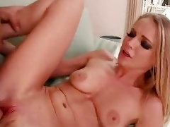 Twistys Firm - Staci Carr gets creampied
